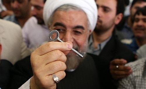 روحانی کلید