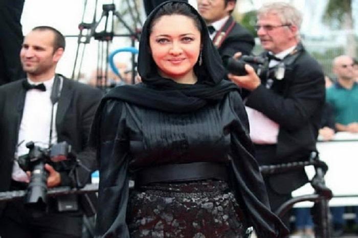 نیکی کریمی در جشنواره فیلم کن