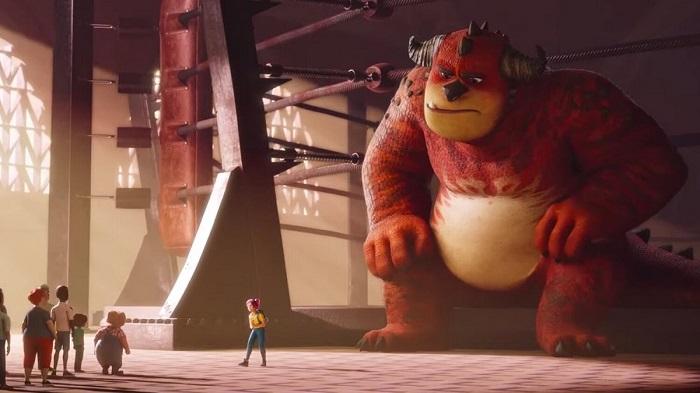 فیلم انیمیشن  Rumble (رام کردن)