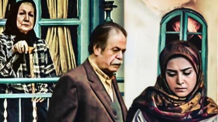 محمدعلی کشاورز در سریال پدرسالار