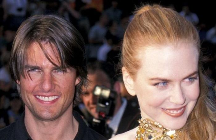تام کروز و همسر سابقش نیکول کیدمن