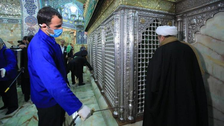 تب کرونا در ایران