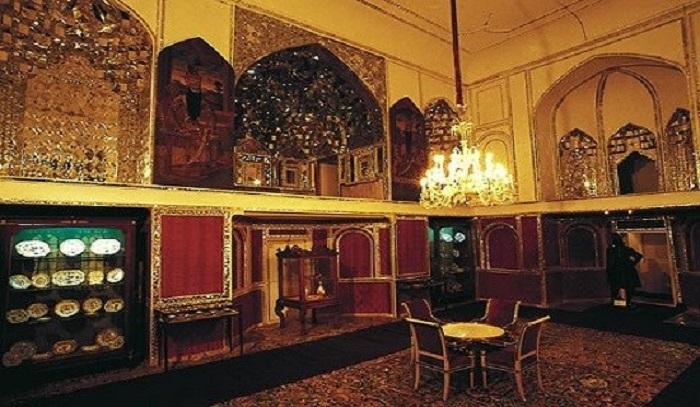 تالار الماس کاخ گلستان