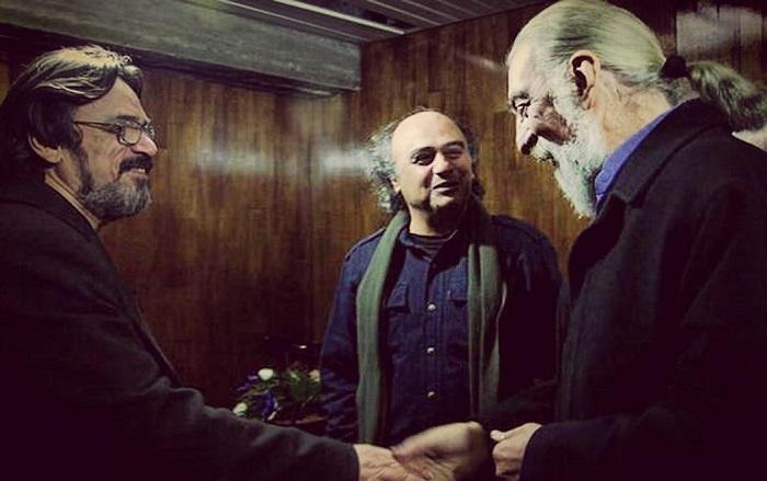 پرویز مشکاتیان محمدرضا درویشی و حسین علیزاده