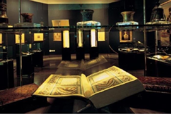 موزه میرعماد کاخ سعدآباد