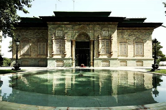کاخ سبز سعدآباد
