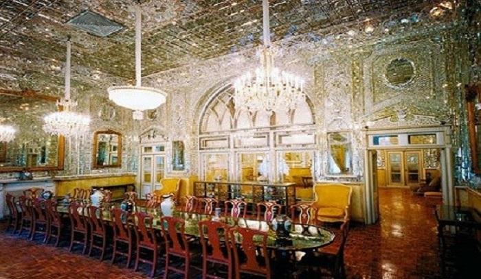 تالار برلیان کاخ گلستان