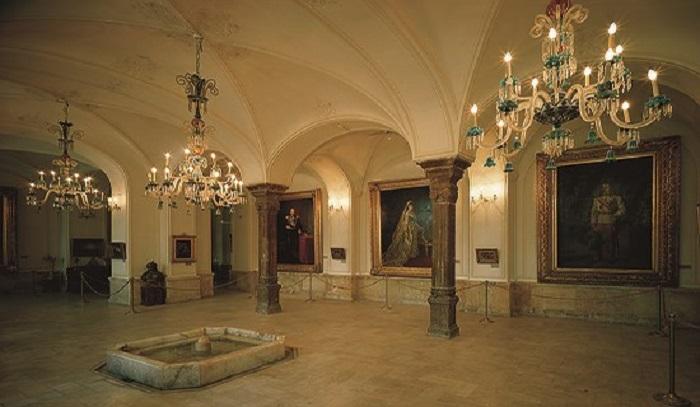 حوضخانه کاخ گلستان