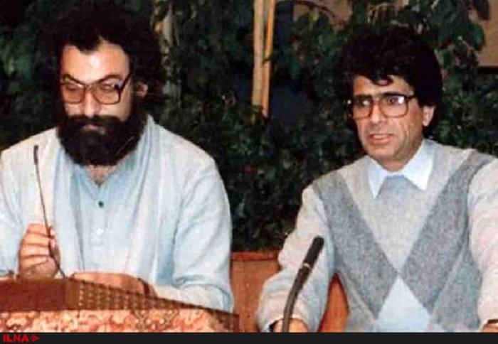 پرویز مشکاتیان و محمدرضا شجریان در دهه شصت