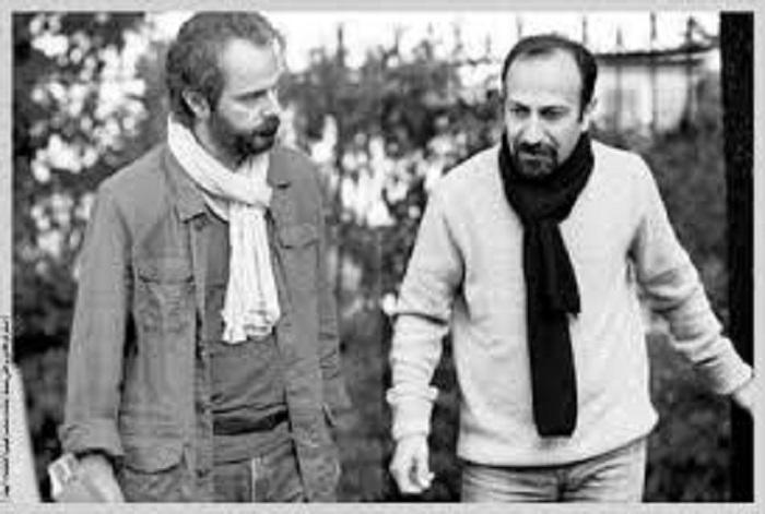 علی مصفا و اصغر فرهادی