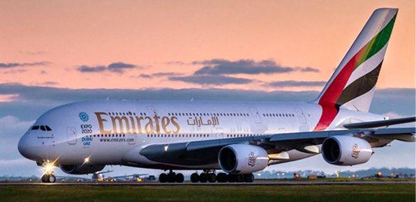 از سر گیری پروازهای امارات