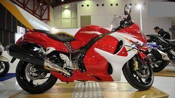عجیب ترین موتور سیکلت جهان +عکس