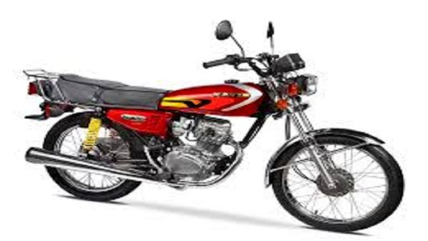 قیمت انواع موتورسیکلت یکشنبه ۵ مرداد