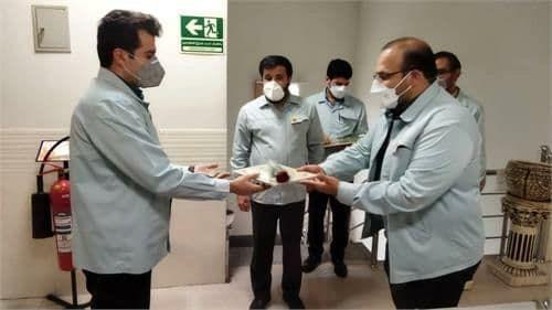 تقدیر مدیرعامل فولاد خوزستان از پزشکان شرکت