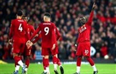 لیورپول با نشان جامجهانی باشگاهها هجدهمین برد را کسب کرد