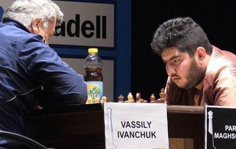 ٣ شطرنجباز ایرانی در جمع ۶۴  بازیکن برتر جام جهانی