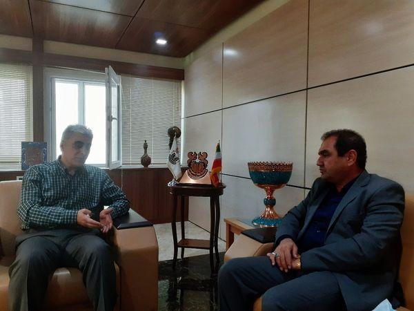 از حمایت مدیرعامل شرکت مس در تصویب طرح احداث جاده رابر- کرمان قدردانی کرد