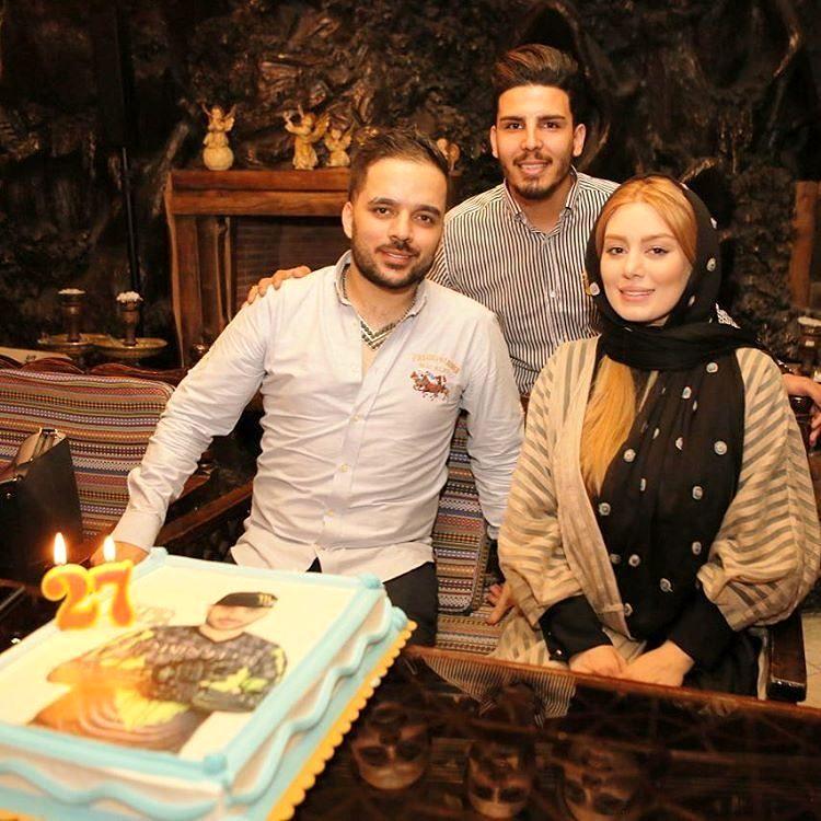 تیپ متفاوت سحر قریشی در جشن تولد برادرش + عکس | بهداشت نیوز