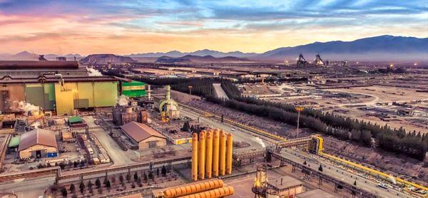 قدردانی رئیس سازمان پدافند غیرعامل کشور از مدیرعامل فولاد مبارکه