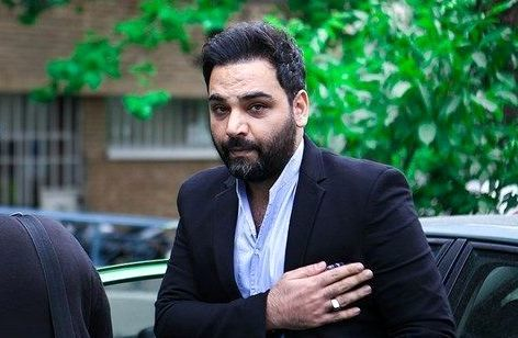 احسان علیخانی  جنجال واکنش  به شهادت سردار سلیمانی + عکس