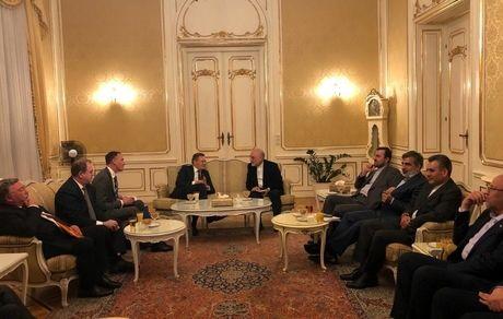 توسعه همکاریهای ایران و روسیه