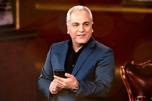 سوتی جنجالی مهران مدیری در دورهمی+ فیلم و عکس