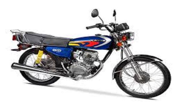 قیمت انواع موتورسیکلت دوشنبه ۲۰ مرداد