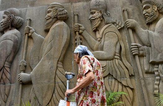 معبد پارسیان هندی