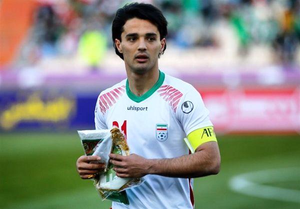 نورافکن: بازی تیم ملی با عراق وحشتناک است