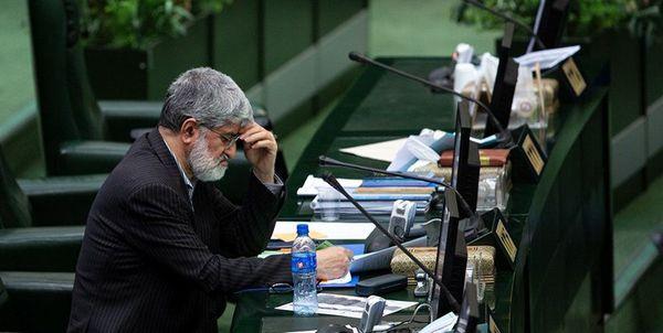 ۱۰۰ فعال دانشجویی از علی مطهری شکایت کردند