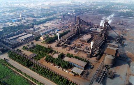 ثبت رکورد ماهیانه تولید آهن اسفنجی در فولاد هرمزگان