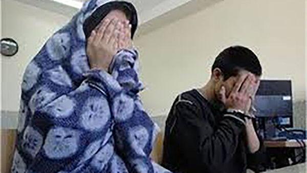خیانت در هتل لاکچری تهران / زن و مرد خیانتکار دستگیر شدند