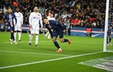 تداوم صدرنشینی مقتدرانه پاریسنژرمن با برتری مقابل تیم قدوس