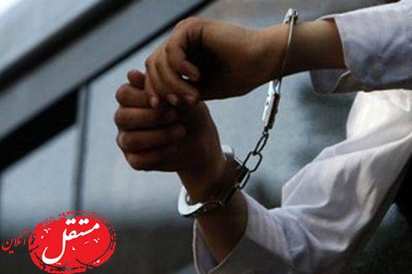 دستگیری زوج سارق در اطراف تهران