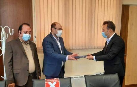 برگزاری جلسه تودیع و معارفه مدیر شعبه قزوین