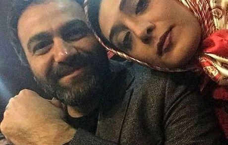 آرش مجیدی (فرهاد سریال احضار) در کنار همسر و دخترش + عکس
