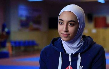 شوک به تکواندوی ایران|کیمیا علیزاده به هلند مهاجرت کرد