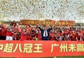 «گوانگژو» با کاناوارو قهرمان سوپر لیگ چین