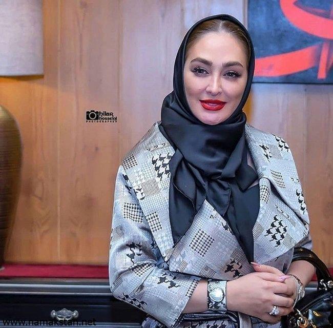 عکس و بیوگرافی الهام حمیدی