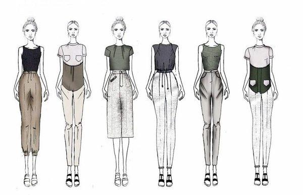 طراحی لباس از سیر تا پیاز