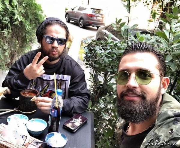 علی صادقی و محسن افشانی