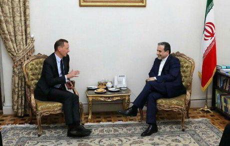 عراقچی: گفتوگوهای خوبی با مشاور رئیسجمهور فرانسه داشتم