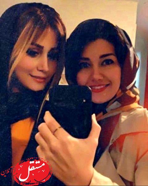 همسر شاهرخ استخری مدل شد + تصاویر و بیوگرافی