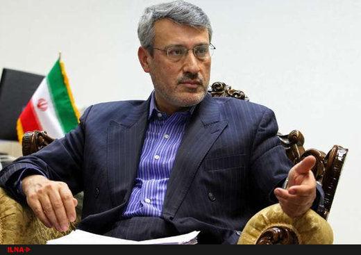 توضیح سفیر ایران در لندن درباره آزادی گریس 1