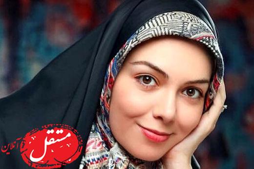 بی تابی مادر آزاده نامداری بر سر مزار دخترش + فیلم