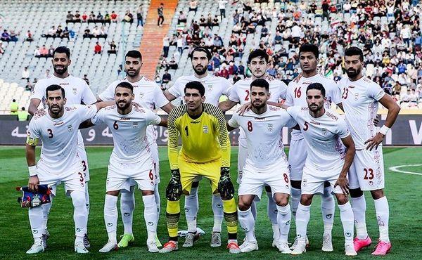 ترکیب تیم ملی ایران برای بازی با بحرین مشخص شد