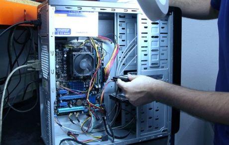 اشتباهاتی در نگهداری کامپیوتر