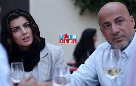 امیر آقایی و لیلا حاتمی در کنار هم + عکس