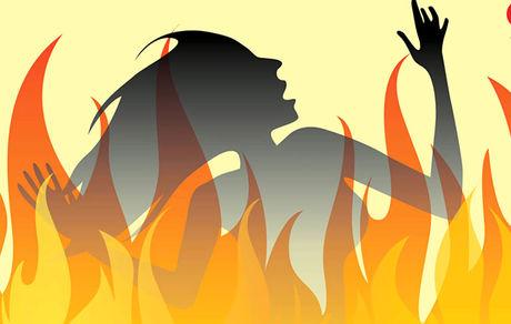 قتل فجیع دختر 12 ساله توسط دوستش/جنازه سوخته بود!