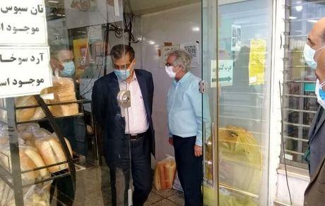 مدیرعامل شرکت شهروند از فروشگاه شهروند المپیک و جنتآباد بازدید کرد